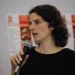 Violetta Lonati, facilitatrice del tavolo Periferie